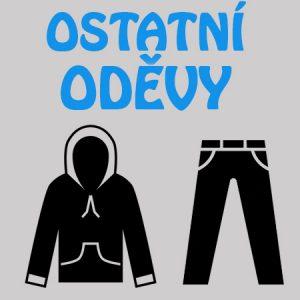 Ostatní oděvy