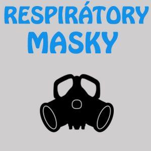 Respirátory, masky